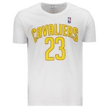 Camiseta NBA James Branca