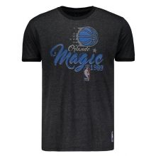 Camiseta NBA Orlando Magic Grafite Mescla