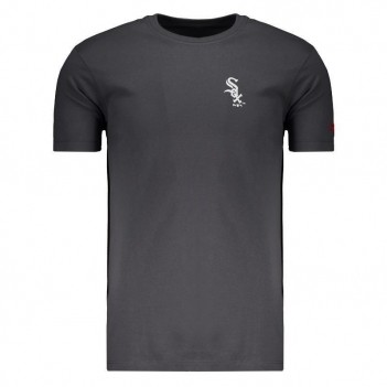 Camiseta New Era MLB Chicago White Sox Chumbo