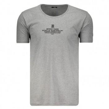 Camiseta New Era MLB Detroit Tigers Cinza