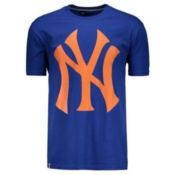 Camiseta New Era MLB New York Yankees 10 Azul
