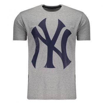 Camiseta New Era MLB New York Yankees 10 Mescla