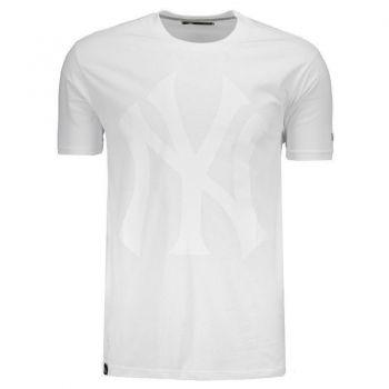 Camiseta New Era MLB New York Yankees Branca