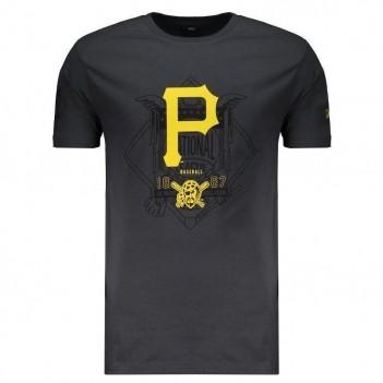 Camiseta New Era MLB Pittsburgh Pirates Chumbo