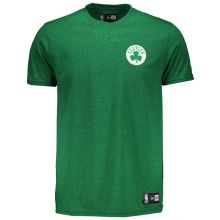 Camiseta New Era NBA Boston Celtics Verde e Branca