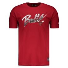Camiseta New Era NBA Chicago Bulls  Mascote