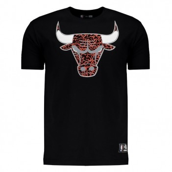 Camiseta New Era NBA Chicago Bulls 66