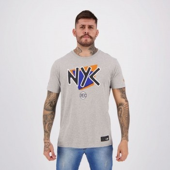 Camiseta New Era NBA New York Knicks