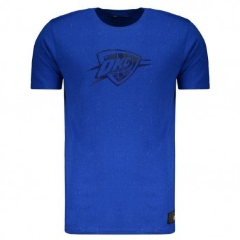 Camiseta New Era NBA Oklahoma City Thunder Respingos
