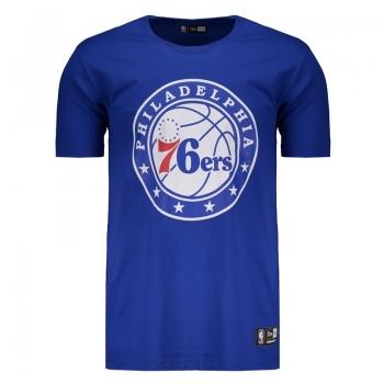 Camiseta New Era NBA Philadelphia 76ers Logo