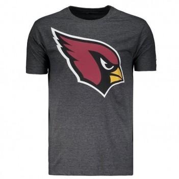 Camiseta New Era NFL Arizona Cardinals Grafite