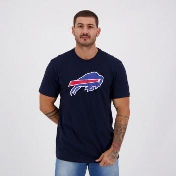 Camiseta New Era NFL Buffalo Bills Marinho