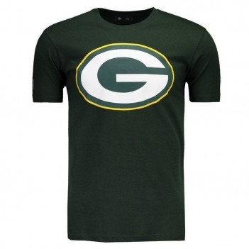 Camiseta New Era NFL Green Bay Packers Verde