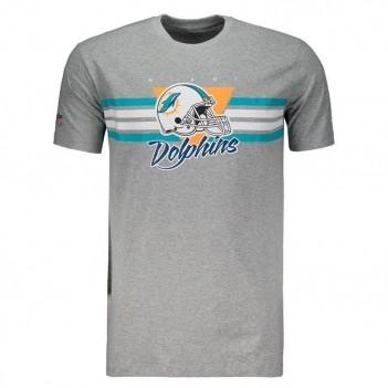 Camiseta New Era NFL Miami Dolphins