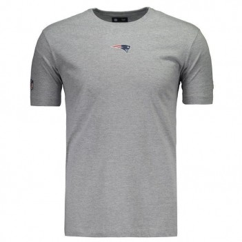 Camiseta New Era NFL New England Patriots Mescla