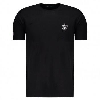 Camiseta New Era NFL Oakland Raiders Escudo