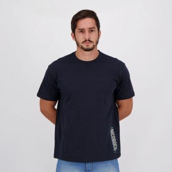 Camiseta Nicoboco Basic Fraxure Preta