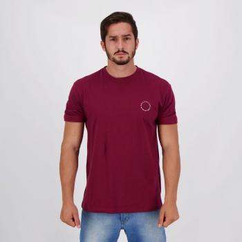Camiseta Nicoboco Basic Landorus Vinho