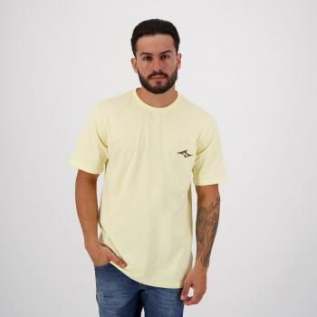 Camiseta Nicoboco Charlotte Amarela