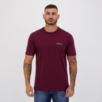 Camiseta Nicoboco Cheshire Vinho