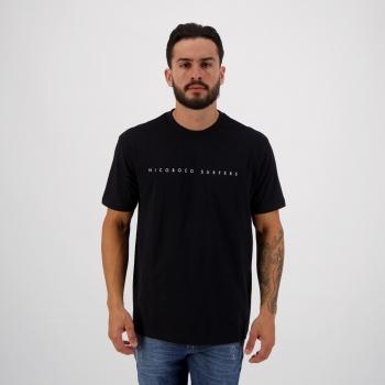 Camiseta Nicoboco Ciaotou Preta