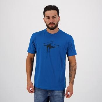 Camiseta Nicoboco Delray Azul