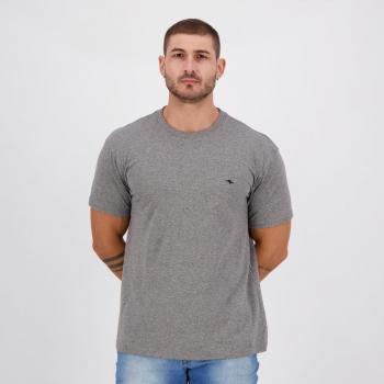 Camiseta Nicoboco Hydreigon Cinza Mescla