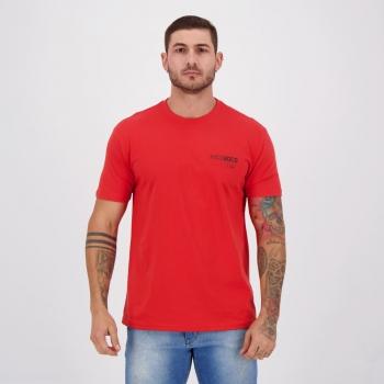 Camiseta Nicoboco Kaa Vermelha