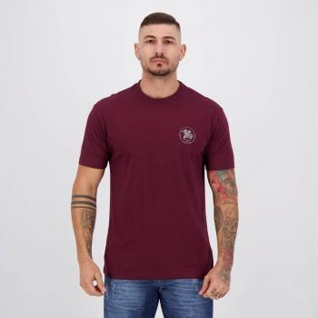 Camiseta Nicoboco Philoctetes Vinho