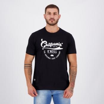 Camiseta O'Neill California Preta