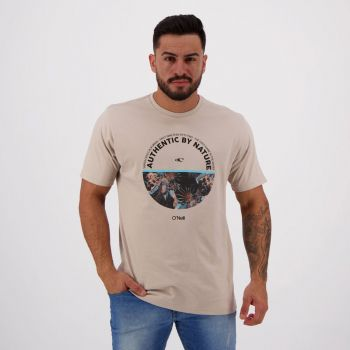 Camiseta O'Neill Nature Flower Bege