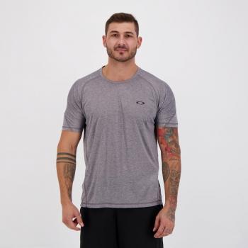 Camiseta Oakley Dynamic Cinza