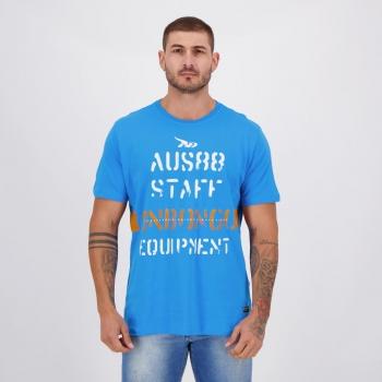 Camiseta Onbongo Lubbock Out Azul