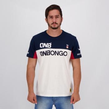 Camiseta Onbongo Special Navy Branca
