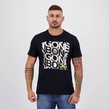 Camiseta Onbongo Special Platinum Preta