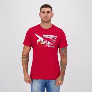 Camiseta Onbongo Special Vermelha