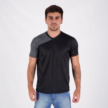 Camiseta Penalty Victória Dragon VII Preta