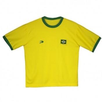Camisa Placar Brasil Infantil