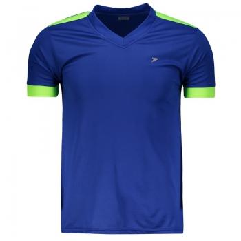 Camisa Poker Rutenio Azul e Verde