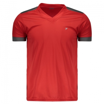 Camisa Poker Vanádio Vermelha