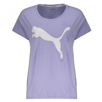 Camiseta Puma Active Feminina Lilás