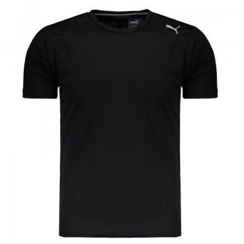 Camiseta Puma Ess Dry Ss Tee Preta