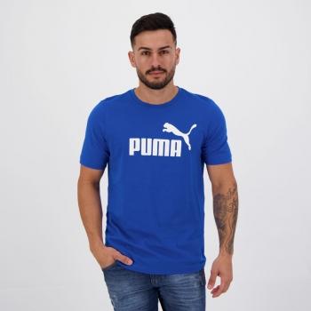 Camiseta Puma ESS Small Azul