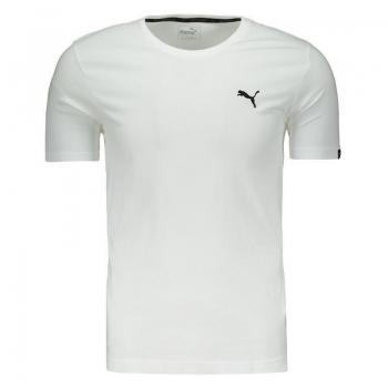 Camiseta Puma Essential Branca