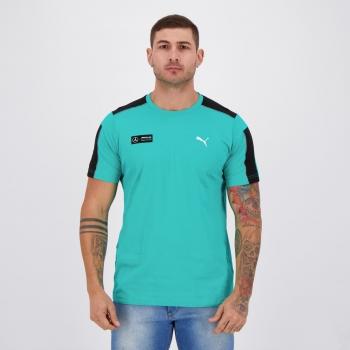 Camiseta Puma Mercedes AMG Petronas MAPF1 T7 Verde