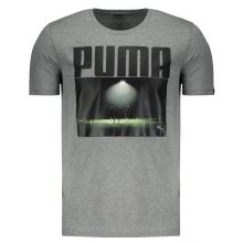 Camiseta Puma Photoprint Floodlight Mescla