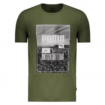 Camiseta Puma Photoprint Skyline