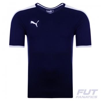 Camisa Puma Pitch Marinho