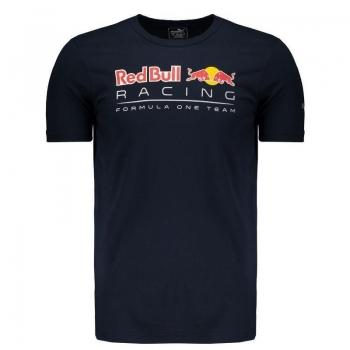 Camiseta Puma Red Bull Racing F1 Team Marinho