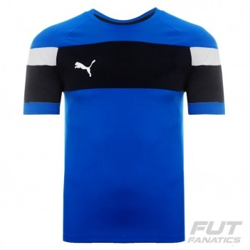 Camisa Puma Spirit Training II Azul
